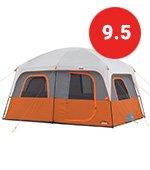 Core 10 Person Wall Cabin Tent
