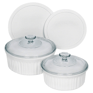 CorningWare French Bakeware Set