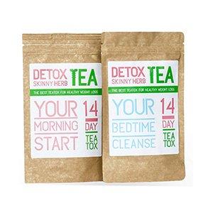 detox skinny herb tea