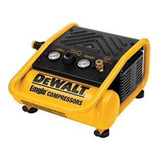 dewalt air compressor for painting