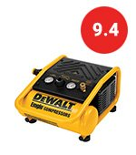 dewalt air compressor for painting