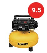 dewalt pancake air compressor for painting