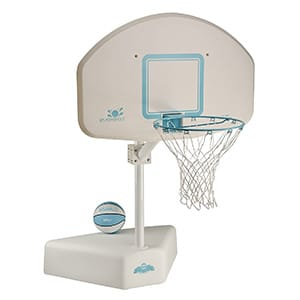 dunnrite swimming pool basketball hoop