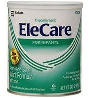 elecare formula milk for babie