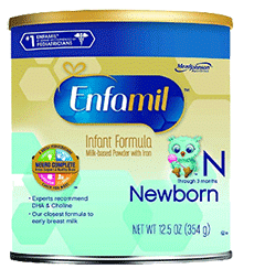enfamil newborn formula powder