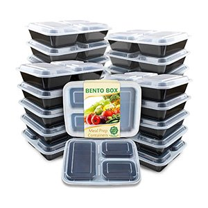 enther meal prep container