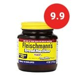 fleischmann's yeast for bread