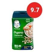 gerber organic oatmeal