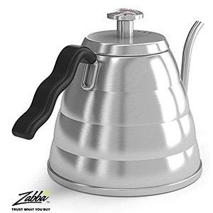 gooseneck stovetop tea kettle