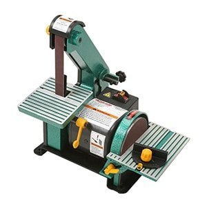 grizzly disc combo Benchtop sander