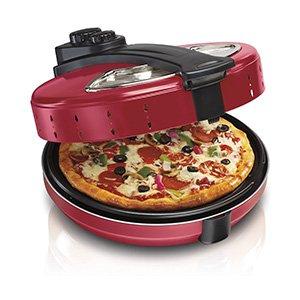 Hamilton Beach Red Pizza Maker