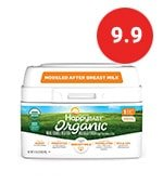 happy baby organic infant formula
