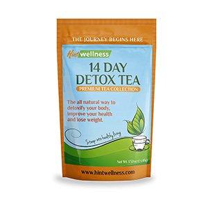 hint wellness detox tea