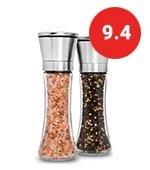 home ec salt and pepper grinder set