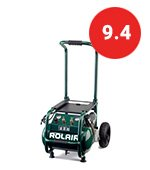 rolairvt hp wheeled compressor for painting