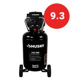 husky quiet air compressor