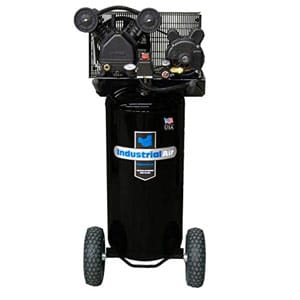 industrial 20 gallon driven air compressor
