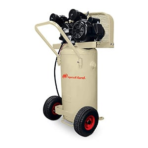 ingersoll rand 20 gallon single stage compressor