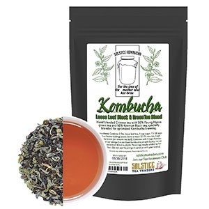 Kombucha Black Tea