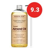 majestic pure sweet almond oil