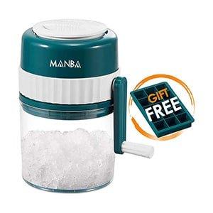 manba ice shaver crusher
