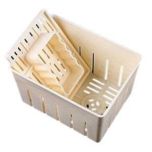 mangocore 3pcs plastic tofu press mould