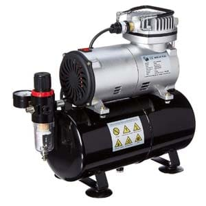 master airbrush piston air compressor