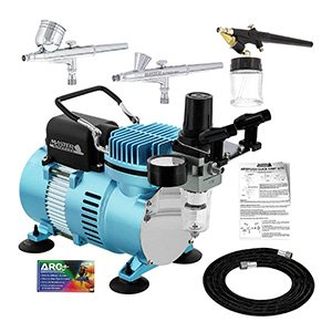 master airbrush air compressor for painting