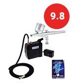 master airbrush system kit  for painting