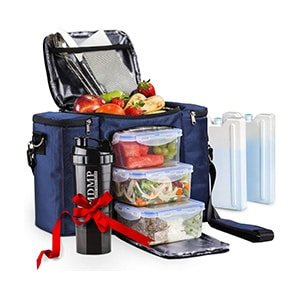 meal prep lunch bag box