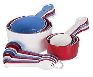 Measuring Cups & Spoon Set