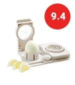 norpro egg slicer with garnish tool