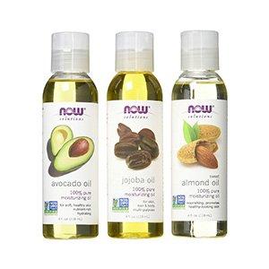 now foods Moisturizing almond oil