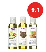 now foods variety almond oil