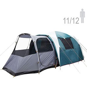 Ntk 12 Person Camping Tent