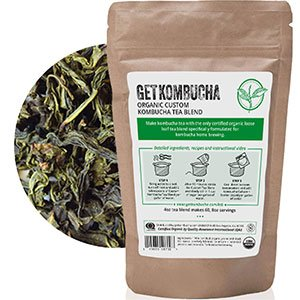 Organic Kombucha Tea