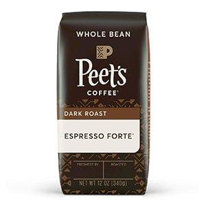 peets coffee espresso espresso beans