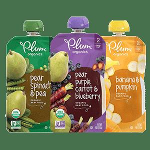 Plum Organics Food