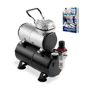 pointzero hp airbrush air compressor for painting