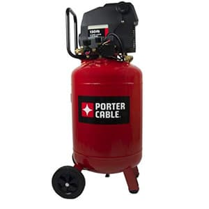 porter 20-gallon air compressor