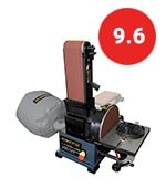 powerte belt and disc Benchtop sander