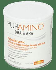 puramino hypo allergenic powder for babie