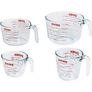 Pyrex Measuring Cup Set