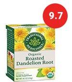 Roasted Dandelion Tea