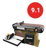 rockwell belt and disc Benchtop sander
