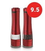 russell hobbs electric salt and pepper mill set