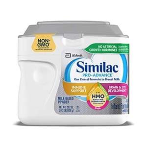 similac formula for newborn baby