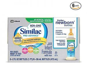 similac pro advance infant formula for newborn baby