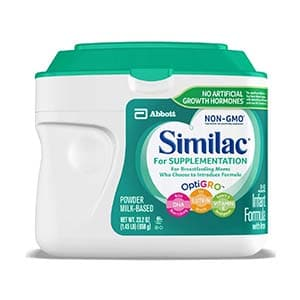 similac supplementation formula
