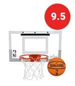 spalding over the door unit basketball hoop